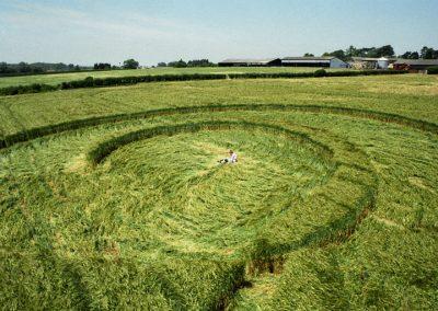 Girton, Cambridgeshire   11th June 1996   Barley P 35mm Neg Scan