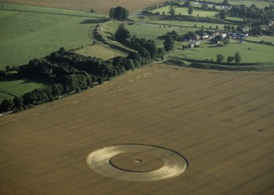 Avebury, Wiltshire | 2nd August 1998 | Wheat L 35mm