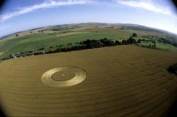 Avebury, Wiltshire   2nd August 1998   Wheat FE 35mm