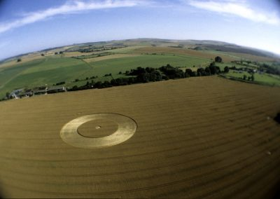 Avebury, Wiltshire | 2nd August 1998 | Wheat FE 35mm