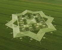 East Field Alton Barnes, Wiltshire | 3rd July 2005 | Wheat L