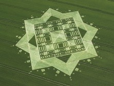 East Field Alton Barnes, Wiltshire | 3rd July 2005 | Wheat OH