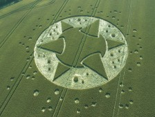 Lane End Down, Hampshire | 10th July 2005 | Wheat OH
