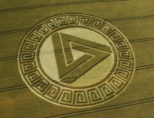 Waden Hill, Wiltshire | 16th July 2005 | Wheat