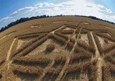 Avebury Henge, Wiltshire | 24th July 2005 | Wheat P