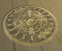 Wayland's Smithy, Oxfordshire | 9th August 2005 | Wheat L