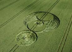 Silbury Hill, Wiltshire | 21st June 2006 | Wheat L