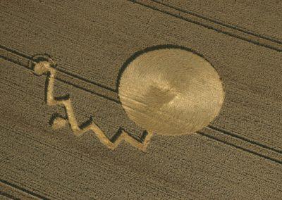 East Kennett, Wiltshire | 26th July 2006 | Wheat