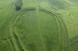 Barbury Castle Hill Fort, Wiltshire | 1st June 2008 | L