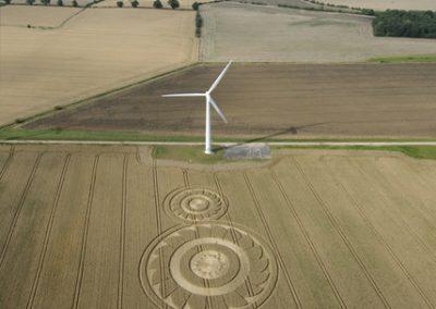 Watchfield, Oxfordshire | 1st August 2008 | Wheat L
