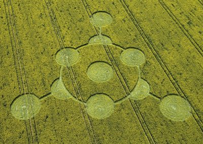 Morgans Hill, Wiltshire | 24th April 2009 | Oilseed Rape OH