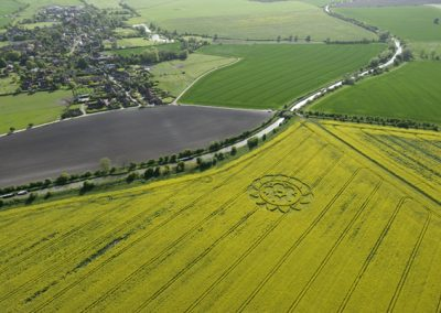 All Cannings Bridge, Wiltshire | 6th May 2009 | Oilseed Rape L5