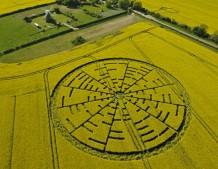 Wilton Windmill, Wiltshire | 22nd May 2010 | Oilseed Rape L2