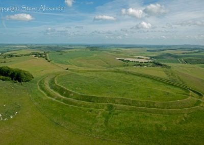 Barbury Castle Hill Fort, Wiltshire | 22nd May 2011 | BCHF