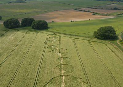 The Sanctuary near Avebury, Wiltshire | 28th May 2011 | Barley L6