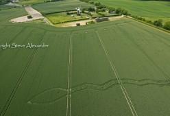 Wilton Windmill, Wiltshire | 1st June 2011 | Wheat L2