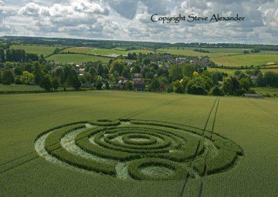 Kings Somborne, Hampshire | 18th June 2011 | Wheat LOW3