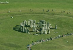 Stonehenge, Wiltshire | 22nd July 2011 | SH