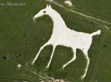 Alton Barnes White Horse, Wiltshire | 9th July 2011 | ABWH