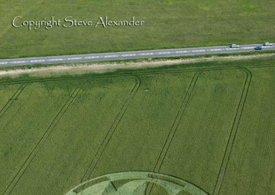 Stonehenge, Wiltshire | 13th July 2011 | Wheat L2