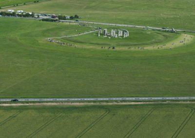Stonehenge, Wiltshire | 13th July 2011 | Wheat L