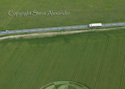 Stonehenge, Wiltshire | 13th July 2011 | Wheat L3