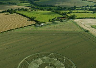East Kennett, Wiltshire | 22nd July 2011 | Wheat L2