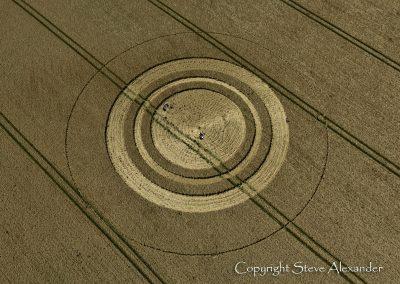 West Kennett Long Barrow, Wiltshire | 25th July 2011 | Barley OH
