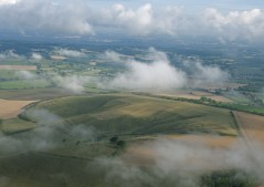 Olivers Castle In The Clouds, Wiltshire | 15th August 2011 | OC