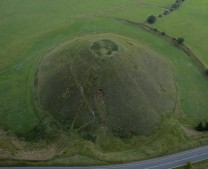Silbury Hill, Wiltshire | 8th August 2011 | L