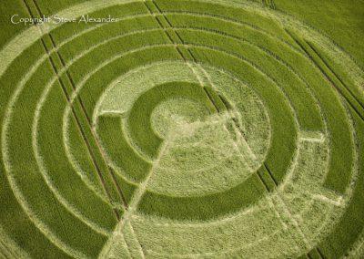 Manton Drove, Wiltshire | 2nd June 2012 | Barley CL