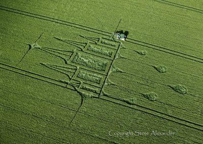 Stanton St Bernard, Wiltshire | 29th June 2012 | Wheat OH5