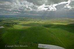 Storm Over, Wiltshire   29th June 2012   Landscape ST
