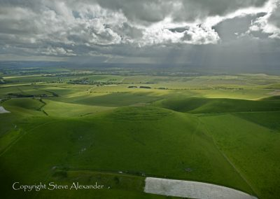 Storm Over, Wiltshire | 29th June 2012 | Landscape ST
