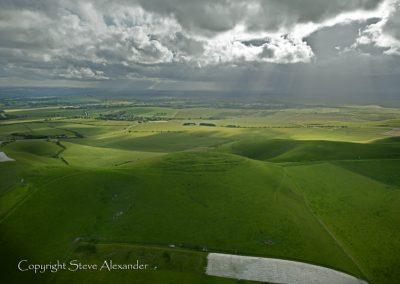 Storm Over, Wiltshire | 29th June 2012 | Landscape ST