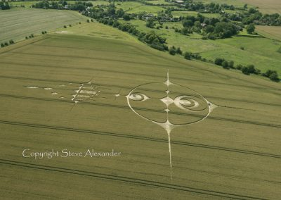 Stanton St Bernard, Wiltshire | 20th July 2012 | 3rd Stage Wheat L4
