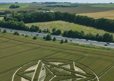 Liddington, Wiltshire | 21st July 2012 | 2nd Stage Wheat L
