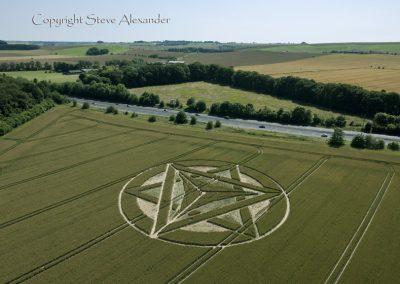 Liddington, Wiltshire | 21st July 2012 | 2nd Stage Wheat L2