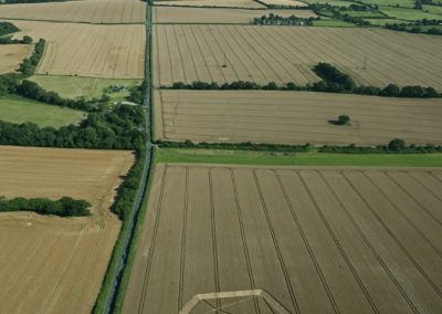 Owslebury near Winchester, Hampshire | 29th July 2012 | Wheat L3