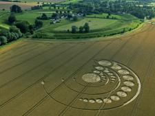 Avebury Stone Circle, Wiltshire   1st August 2012   Wheat L