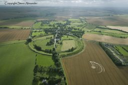 Avebury Stone Circle, Wiltshire   1st August 2012   Wheat L4