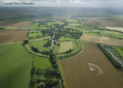 Avebury Stone Circle, Wiltshire | 1st August 2012 | Wheat L4