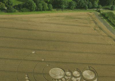 Avebury Stone Circle, Wiltshire | 1st August 2012 | Wheat L3