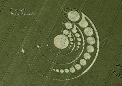 Avebury Stone Circle, Wiltshire | 1st August 2012 | Wheat OH