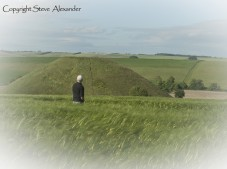 Silbury Hill, Wiltshire | 25th June 2013 EF3