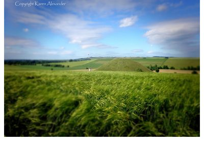 Silbury Hill, Wiltshire | 25th June 2013 EF4
