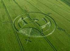 Silbury Hill, Wiltshire | 25th June 2013 | Barley L2