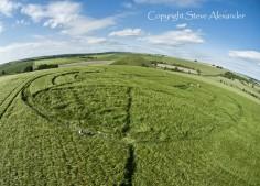 Silbury Hill, Wiltshire | 25th June 2013 | Barley P