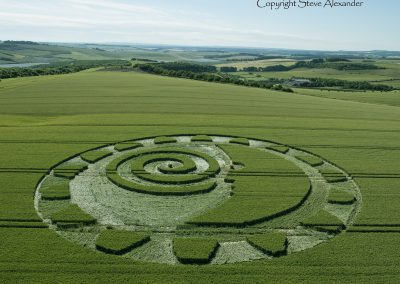 Hackpen Hill, Wiltshire   Stage 2   9th July 2014   L