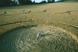 Goodworth Clatford, Hampshire | 22nd July 1995 | Barley | P 35mm Neg Scan